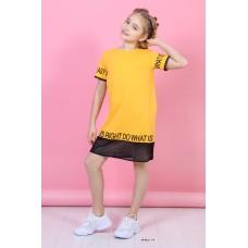 Спортивное платье для девочки